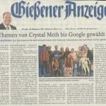 Gießener Anzeiger vom 26.03.2014
