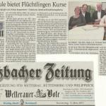 Butzbacher Zeitung vom 13.03.2014