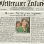 Wetterauer Zeitung vom 22.02.2014