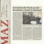 Mittelhessische Anzeigen Zeitung vom 4.12.2013