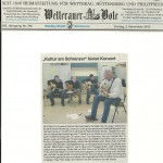 Butzbacher Zeitung vom 2. November 2012