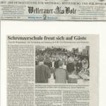 Butzbacher Zeitung vom 5.12.2012