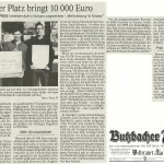 Butzbacher Zeitung vom 11.03.2014