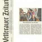 Wetterauer Zeitung vom 25.03.2014