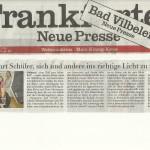 Frankfurter Neue Presse vom 08.04.2014