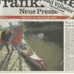 Frankfurter Neue Presse vom 12. Oktober 2012