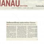 Frankfurter Rundschau vom 22.-23. Dezember 2012