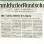 Frankfurter Rundschau 27. August 2012