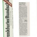Frankfurter Rundschau vom 26.1.2013