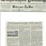 Butzbacher Zeitung vom 5.11.2014