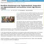 Gießener Zeitung online vom 15.07.2013