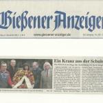 Gießener Anzeiger vom 6. November 2012