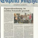Gießener Anzeiger vom 2. November 2012