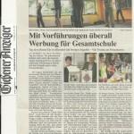 Gießener Anzeiger 6. Oktober 2012