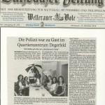 Butzbacher Zeitung vom 15.10.2014