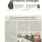 Gießener Anzeiger 20.11.2014