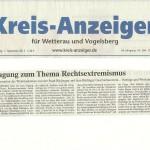 Kreis-Anzeiger vom 1. September 2012