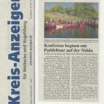 Kreis-Anzeiger vom 2. November 2012