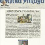 Gießener Anzeiger vom 28.02.2014