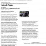 Lauterbacher Anzeiger 25. August 2012
