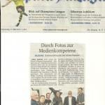 Gießener Anzeiger vom 27.03.2014