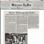 Butzbacher Zeitung vom 30.07.2014