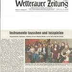Wetterauer Zeitung vom 27.11.13