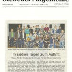 Gießener Allgemeine vom 1.03.2014