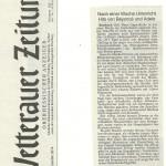 Wetterauer Zeitung 9.12.2014