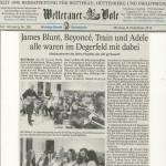 Seite 1: Butzbacher Zeitung 8.12.2014