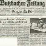 Butzbacher Zeitung vom 21.05.2013