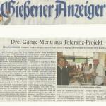 Gießener Anzeiger vom 01.07.2013