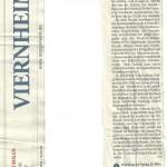 Viernheimer Tageszeitung vom 27.03.2014