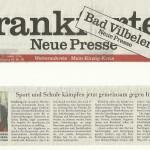 Frankfurter Neue Presse vom 13.01.2014