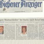 Gießener Anzeiger vom 30.08.2013