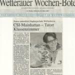 Wetterauer Wochen-Bote - 13.03.2013