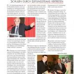 Berufsschul-Insider Ausgabe 1 Frühling 2012