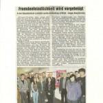 Gießener Allgemeine 11. Mai 2012