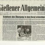 Gießener Allgemeine 13. April 2012