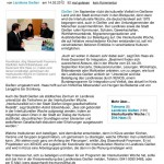 Giessener Zeitung 14. Februar 2012