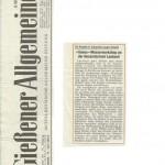 Gießener Allgemeine 11. Juli 2012