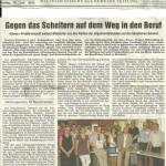 Gießener Allgemeine 6. Juli 2012