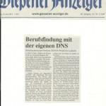 Gießener Anzeiger 23. Juni 2012