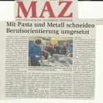 Mittelhessische Anzeigen Zeitung 16. Mai 2012