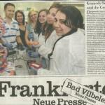 Frankfurter Neue Presse 13. Juni 2012