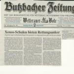 Butzbacher Zeitung 19. Juni 2012