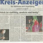 Kreis-Anzeiger 13. Juni 2012