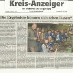 Kreis-Anzeiger 24. Mai 2012
