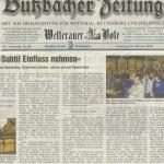 Butzbacher Zeitung vom 23.2.2013