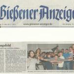 Gießener Anzeiger vom 21.03.2013